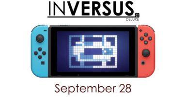 【朗報】スイッチ版『INVERSUS Deluxe』、PS4版を超えそうな勢いで売れていることが判明!