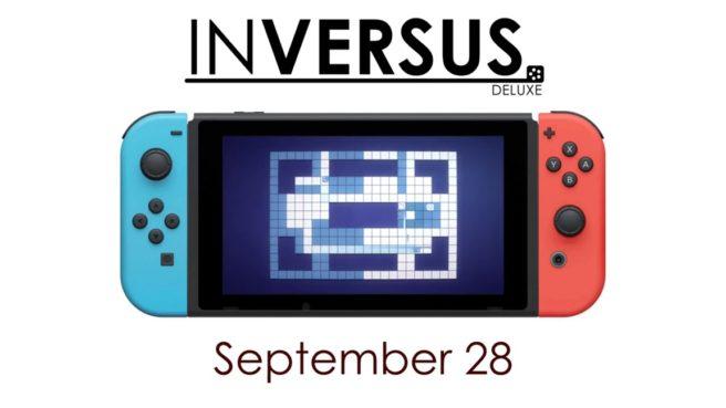 inversus deluxe 1 656x369 - 【朗報】スイッチ版『INVERSUS Deluxe』、PS4版を超えそうな勢いで売れていることが判明!