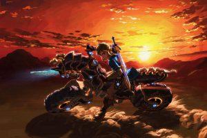 【意外】ゼルダの伝説BotWにバイクを出した理由が判明する