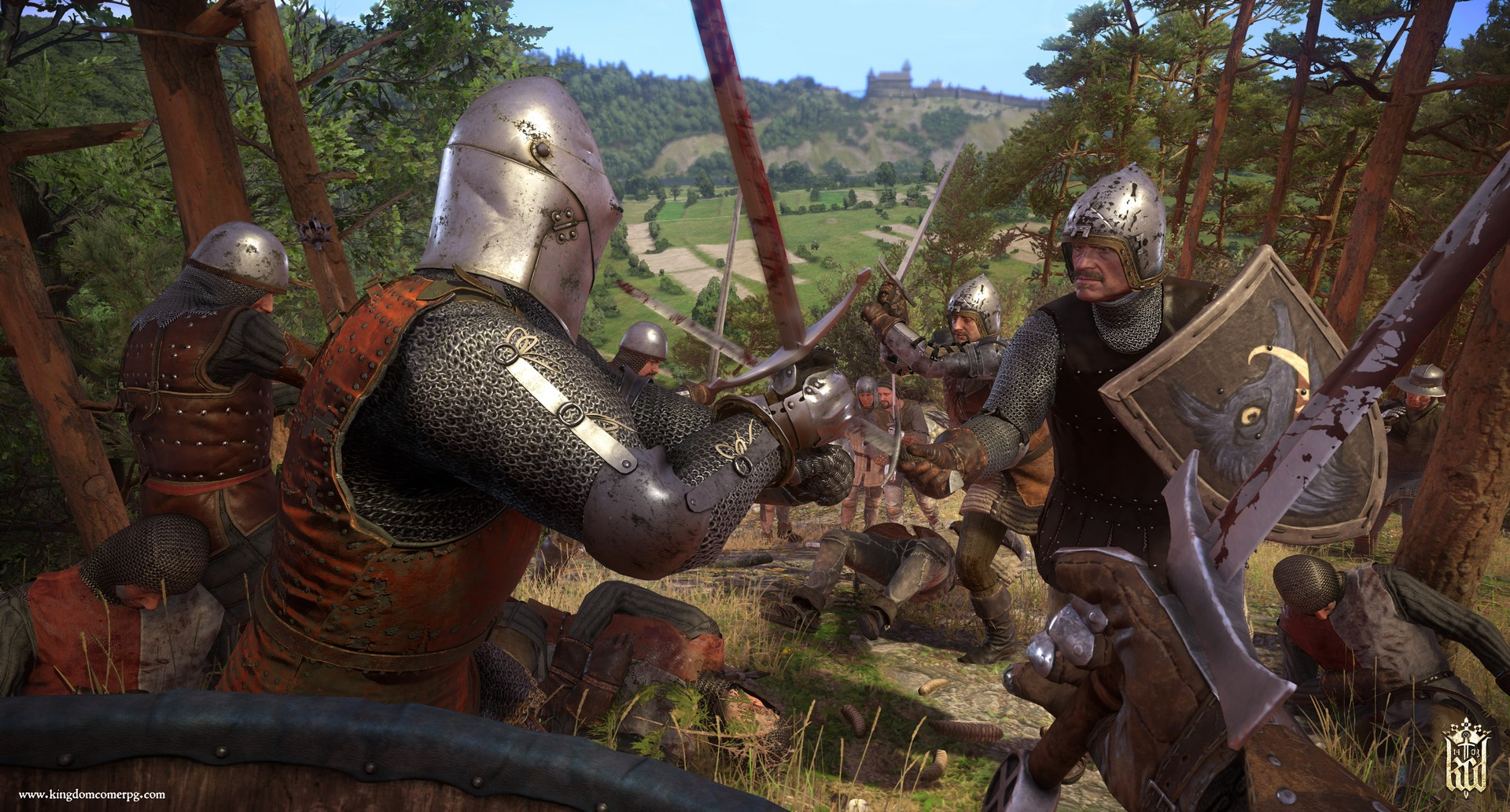 lhKlcsNSiFsZW - 【速報】 魔法もドラゴンも登場しない、リアルな中世オープンワールドゲームが爆誕!面白そうだぞ!