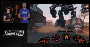 Steam 「Fallout 4 VR」発売