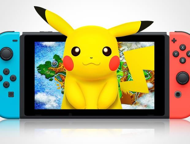 pokemon2 - Switch版ポケモン新作はUE4使う噂だけどどうなん?お前ら的にさ