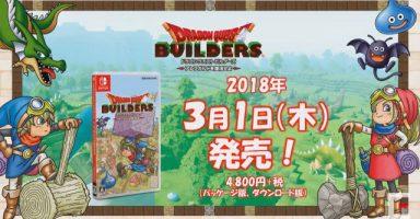 x6ftLAI1QuYh1 384x200 - Switch版ドラゴンクエストビルダーズ 2018年3月1日発売!4800円