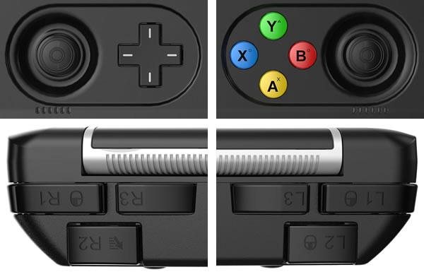 xyOUnDLhOLfT0 - ゲーム用ミニノート「GPD WIN」に新作機種が発表される。これでSTEAMやエミュやるわけか。