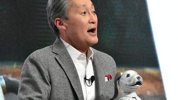 ソニーCEOカズ平井 「この会場でうちのスマートフォン持ってる人いないだろうけど…」 → 会場爆笑