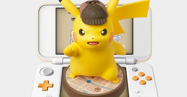 3DS「名探偵ピカチュウ」3月23日発売決定