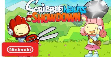 人気アクションパズル最新作『Scribblenauts Showdown』が Nintendo Switch などで3月発売へ!!!