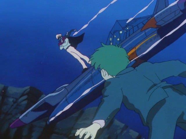 5gK1lAVExPz17 - 【ふしぎの海のナディア】超合金魂 N-ノーチラス号キタ――(゚∀゚)――!!