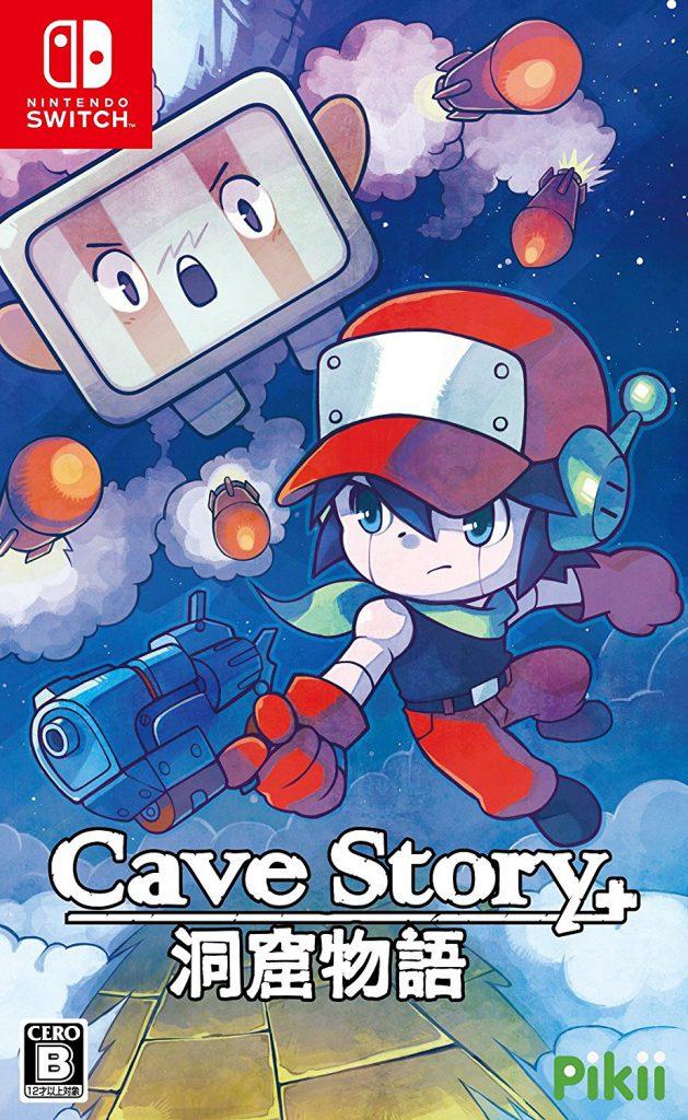 817RvcuxyEL. SL1500  629x1024 - 任天堂スイッチ「Cave Story+」、集計不能