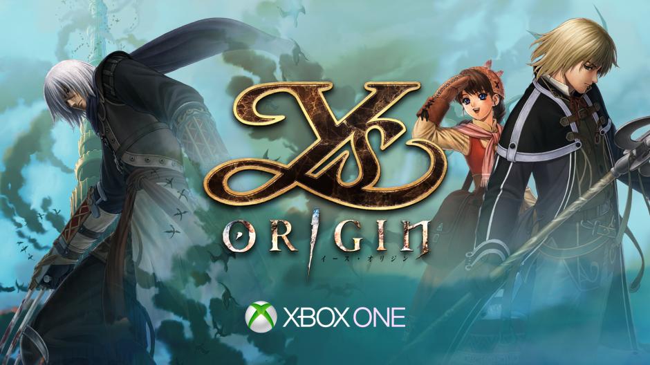 ArtYsO_X1-hero イースシリーズ、独占コンテンツと共にXbox Oneで発売決定