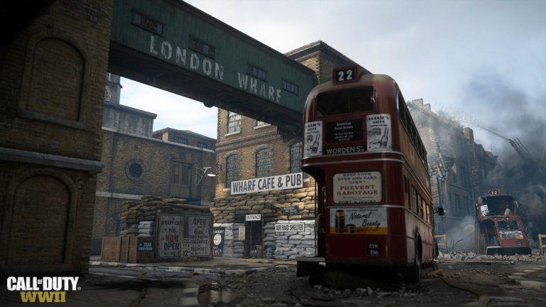 Call of Duty WW2 London 768x432 - 【任天堂】アクティビジョン、COD最新作とクラッシュバンディクーをスイッチでも発売へ