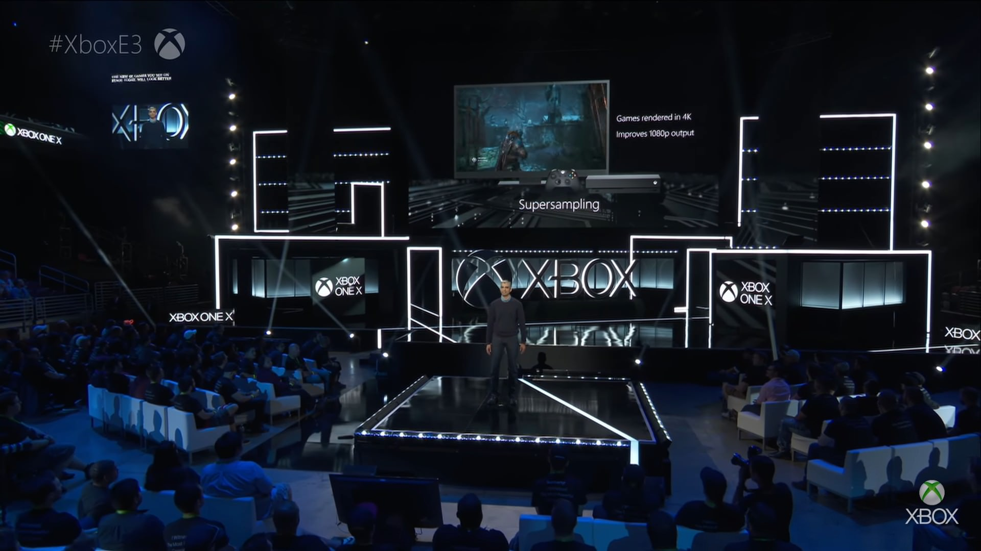 OjS6DkLaX5frC - 【朗報】PS4Proの新機能、スーパーサンプリングが凄すぎる!これもうOneX超えただろ
