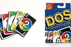 UrrrnnxGjl3yO 300x200 - 人気カードゲーム「UNO(ウノ)」の続編が発表される。その名も「DOS(ドス)」