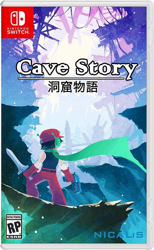 XQrpC24NxaOYA - 任天堂スイッチ「Cave Story+」、集計不能