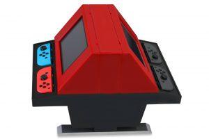 今度は対戦台だ! Nintendo Switch用「対面型アーケードスタンド」発売決定