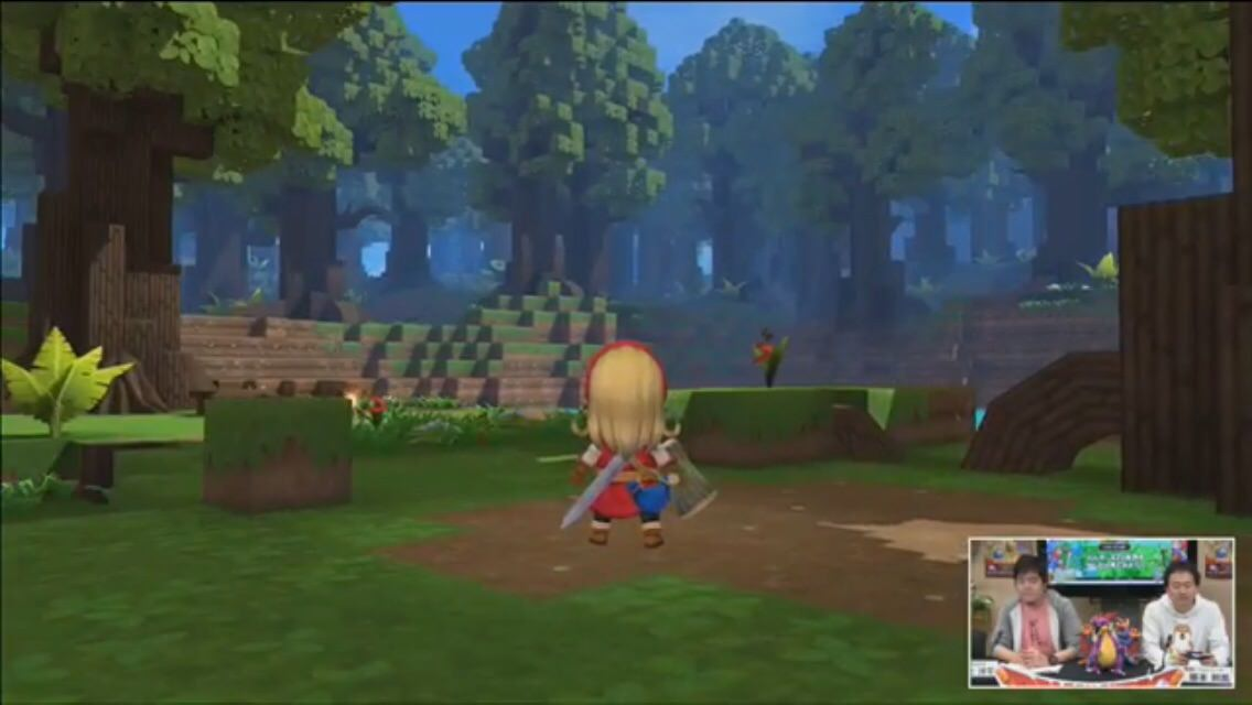 hVDcIt7RBOvpi - 【Switch】ドラゴンクエストビルダーズ2の実機プレイ映像が公開!!!!!【PS4】