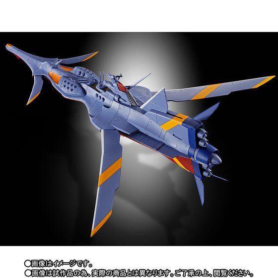 jvF09xE9kuC5Z - 【ふしぎの海のナディア】超合金魂 N-ノーチラス号キタ――(゚∀゚)――!!
