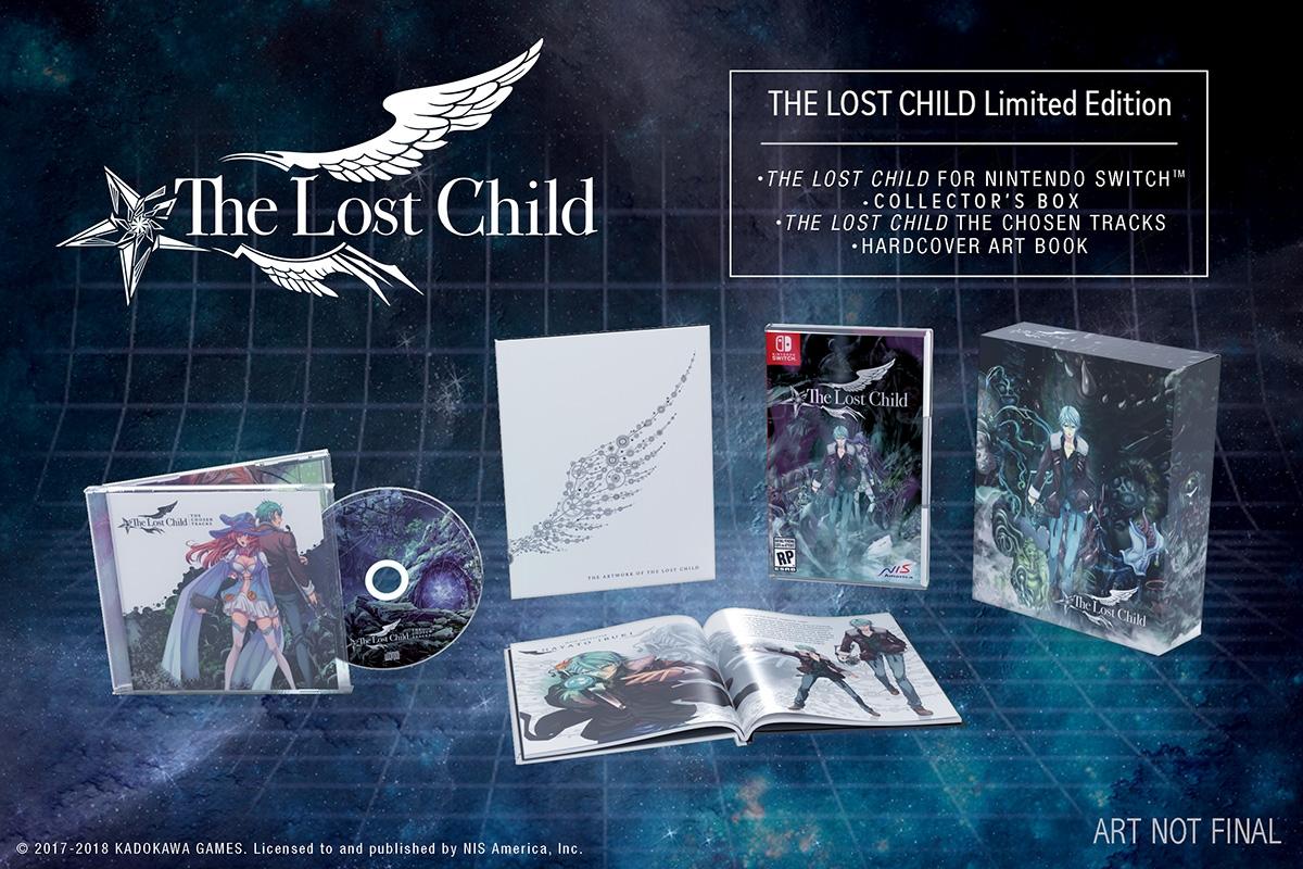 l5YbkBL7VvZhd PS4&PSVitaで発売された神話構想RPG『The Lost Child』がNintendo Switchで海外発売決定!