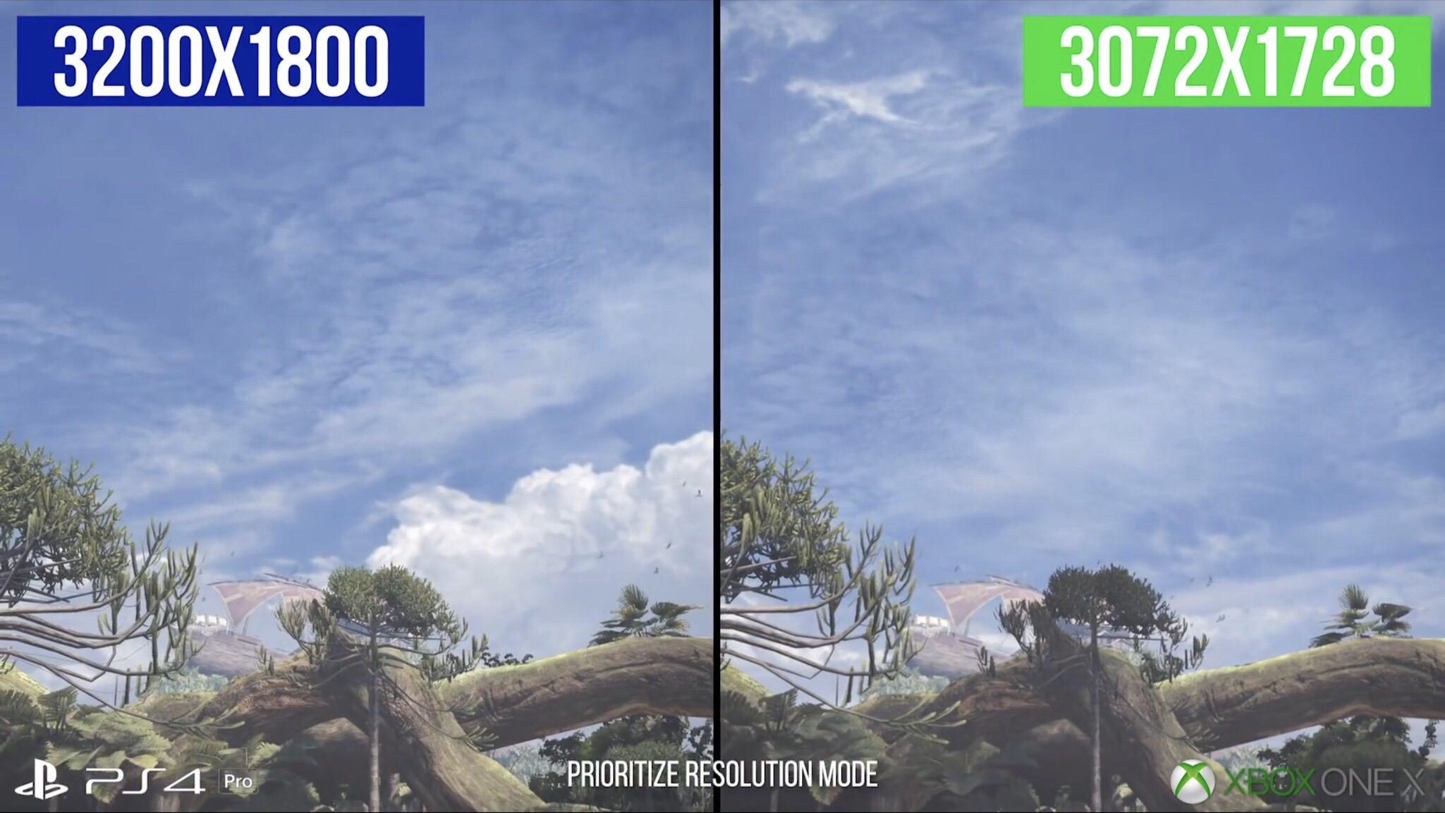 qKfrXdWEMjAnm - 【モンハンW】PS4Pro・XboxOneXのDFによる比較動画が公開!