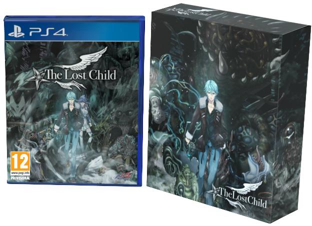 the-lost-child-ps4-usa-boxart PS4&PSVitaで発売された神話構想RPG『The Lost Child』がNintendo Switchで海外発売決定!