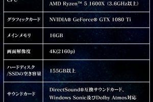 PJjCdzr 300x200 - 【悲報】FF15PC版、データ容量155GB以上確定