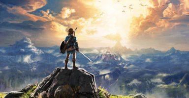 Zelda botw art 980x552 384x200 - 【朗報】2017年に安定して高評価のゲームを発売した会社ランキング任天堂は2位