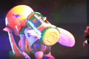 super smash bros live reaction1 300x200 - 【狂喜】任天堂スマッシュブラザーズにスプラトゥーン参戦決定で外国人ファンが喜びすぎて失神