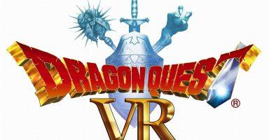 【VR元年】ドラゴンクエストVR発表!【VR勝利】