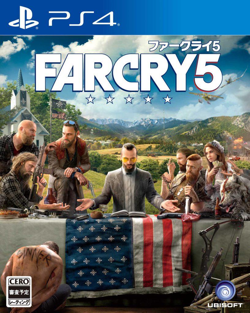 【朗報】 洋ゲー、とうとう日本でも売れ始める PS4『ファークライ5』が初週12万本超えの快挙 ちなみに前作『4』は5.4万本