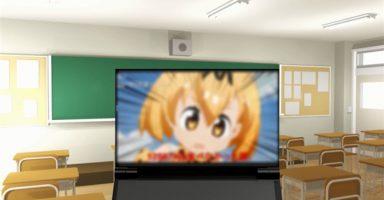 """7 1 384x200 - 校則「PC持ち込み禁止です」 高校生「Windows10搭載の""""電子辞書""""を自作した」 天才すぎると話題に"""