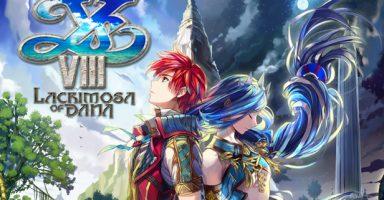 Steam ファルコム「イースVIII Lacrimosa of DANA 」うっかり日本語を消し忘れて発売