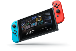 silide01 2 300x200 - 【速報】KORG Gadget for Nintendo Switch 2018年4月26日発売!!!!!!!