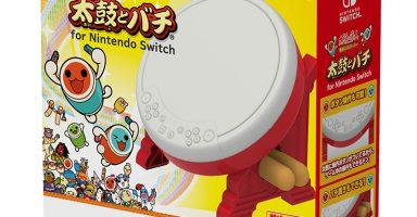 【太鼓の脱P】ホリさん、PS4より改善されたSwitch専用タタコンを発売決定してしまうwww【βの達人】