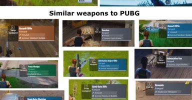 【ゲーム】 PUBGの制作会社、フォートナイトを訴える
