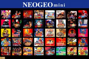"5b1c8bcf813e4 300x200 - 【ゲーム/100メガショック】""NEOGEO mini""収録タイトルを発表! 「KOF」「メタルスラッグ」など40本 International版は14本異なる"