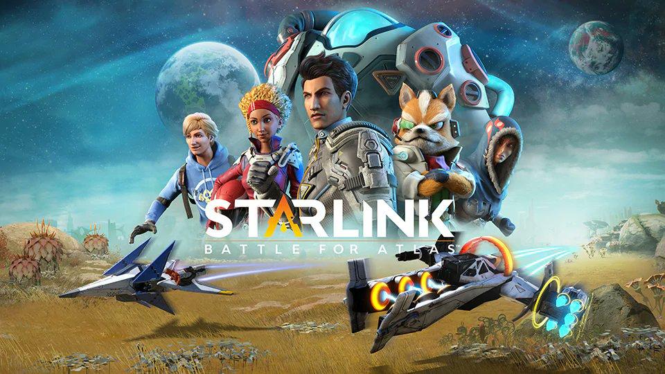 【UBI速報】「Star Link: Battle for Atlas」がスターフォックスとコラボ!Switch独占で無料配信