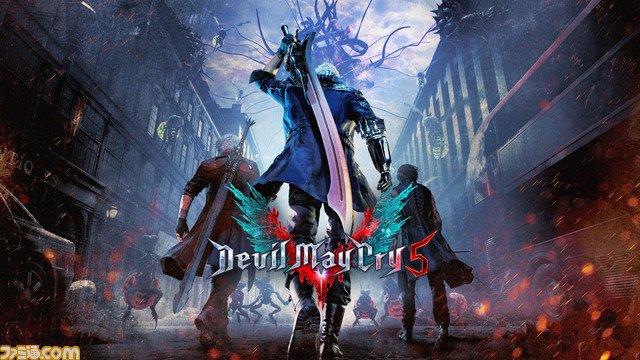 DfpAhdKVAAA2 yt - 岡部「Devil May Cry5は日本人が作った日本の為のゲーム」