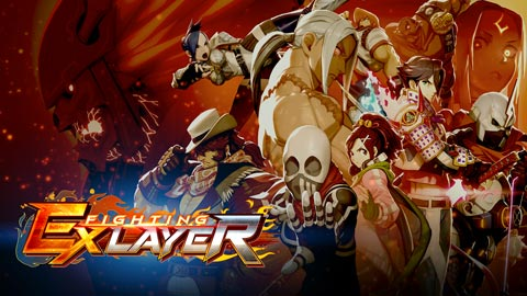 fexl artwork - アリカが社運を賭ける『Fighting EX Layer』発売日が6月28日に決定