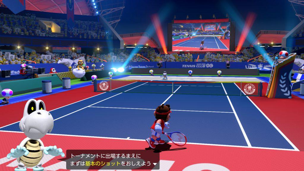 img tutorial 1 large 1024x576 - 【朗報】マリオテニスエースが面白すぎる