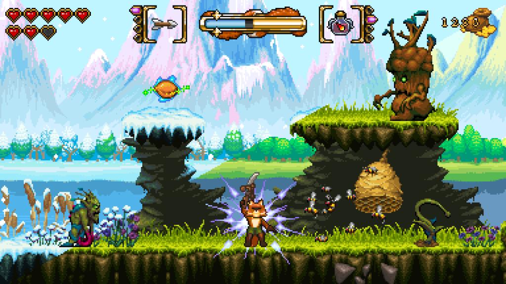 OEOywyX-1024x576 『Fox n Forests』開発者「現在Switchは最強のプラットフォーム。PCの3倍、PS4の4倍の売上を記録した」