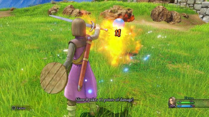 dragon quest 11 switch kanari saki 3 - UE4アップデートによりドラクエ11(PC版)のSwitch移植が決定
