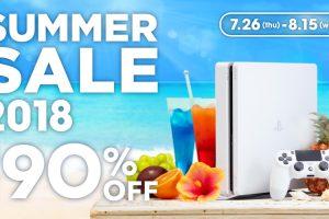summersale01 300x200 - 【速報】 PSストア、90%OFFのサマーセール開始! AAA級作品も!