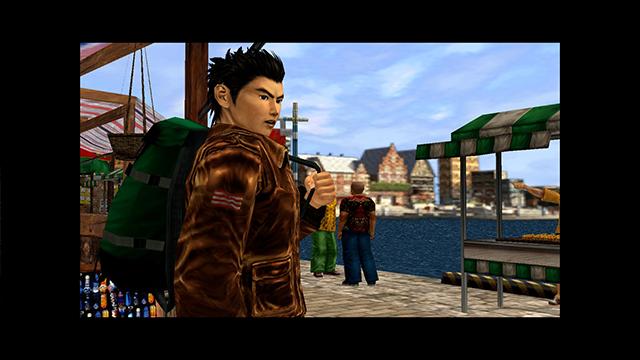 2-1 PS4『シェンムー I&II』の発売日が11月22日に決定