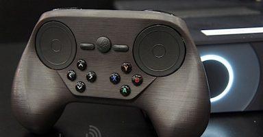 steamcontroller1 384x200 - PCゲームWindows独占時代終了 SteamのWindowsゲーをLinuxで動かすツールが開発中 自作が2万円くらい安くなるぞ