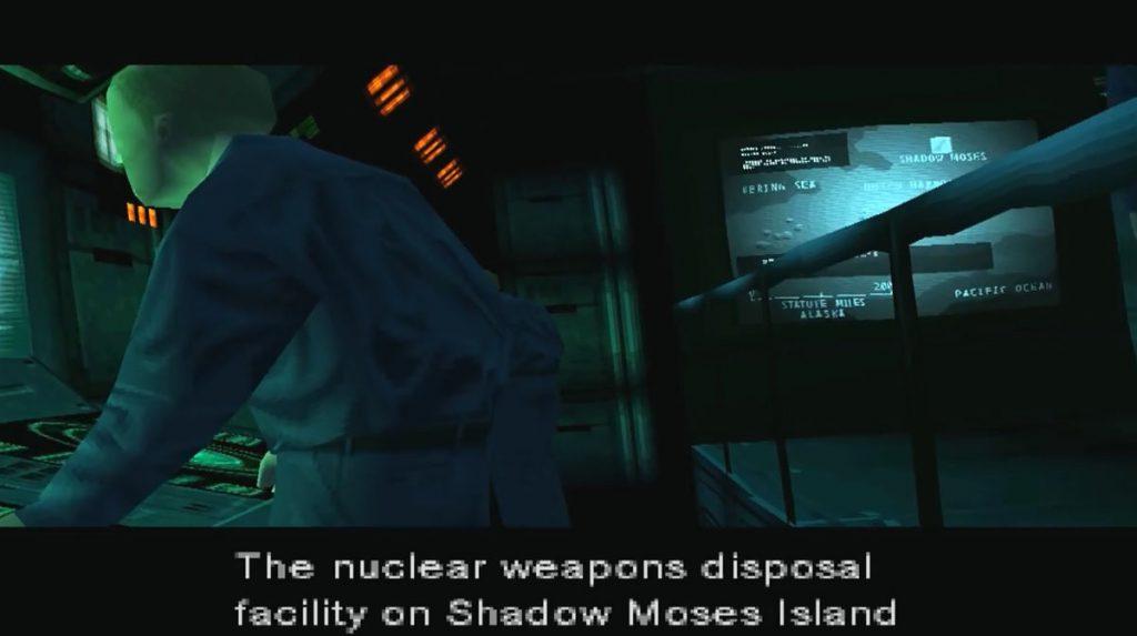 6-4-1024x573 PS1「メタルギアソリッド1」のリメイク動画が公開。あの名作が超絶美麗グラフィックで蘇る