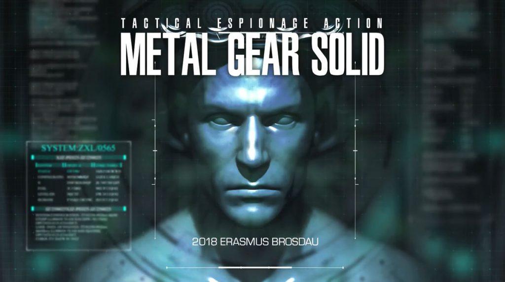 7-2-1024x573 PS1「メタルギアソリッド1」のリメイク動画が公開。あの名作が超絶美麗グラフィックで蘇る
