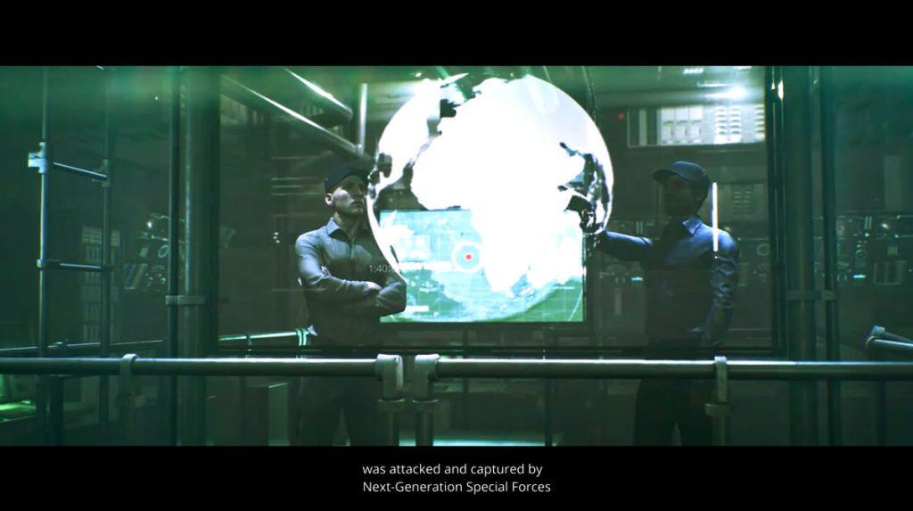 9-1-1024x573 PS1「メタルギアソリッド1」のリメイク動画が公開。あの名作が超絶美麗グラフィックで蘇る