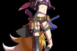 character arthur 300x200 - SNKヒロインズ PS4版1万本 Switch版5493本