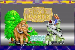 spaceharrier01 300x200 - 【セガ】SEGAAGESでスペハリがとっくに発表