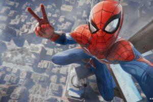 c0417 Spider Man PS4 Selfie Photo Mode 300x200 - 【速報】PS4「スパイダーマン」、面白すぎて10人に1人がトロフィーをコンプリート! これは異常な数字らしい